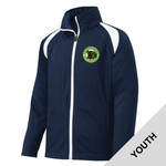 YST90 - S249-S10.0-2017 - Emb - Youth Track Jacket