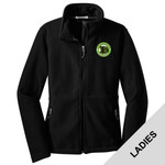 L217 - S249-S10.0-2017 - Emb - Ladies Fleece Jacket (Uniform-Approved)